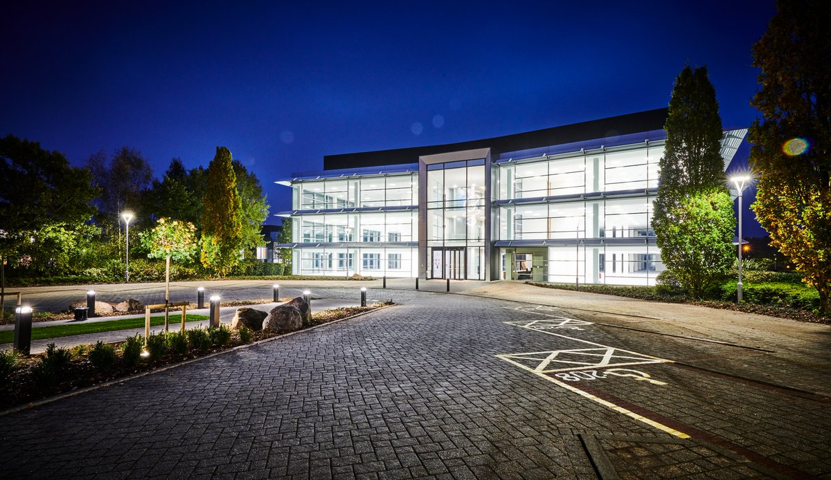 Blythe Valley Park becomes testbed for new green technology