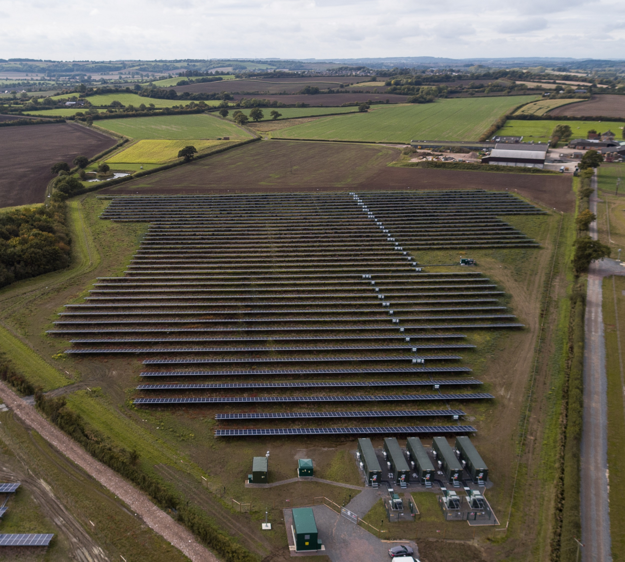 GRIDSERVE Acquires Subsidy-Free Solar Farm