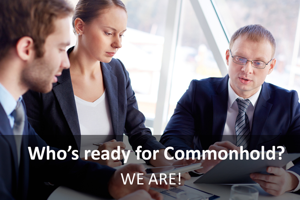 Are you ready for Commonhold?