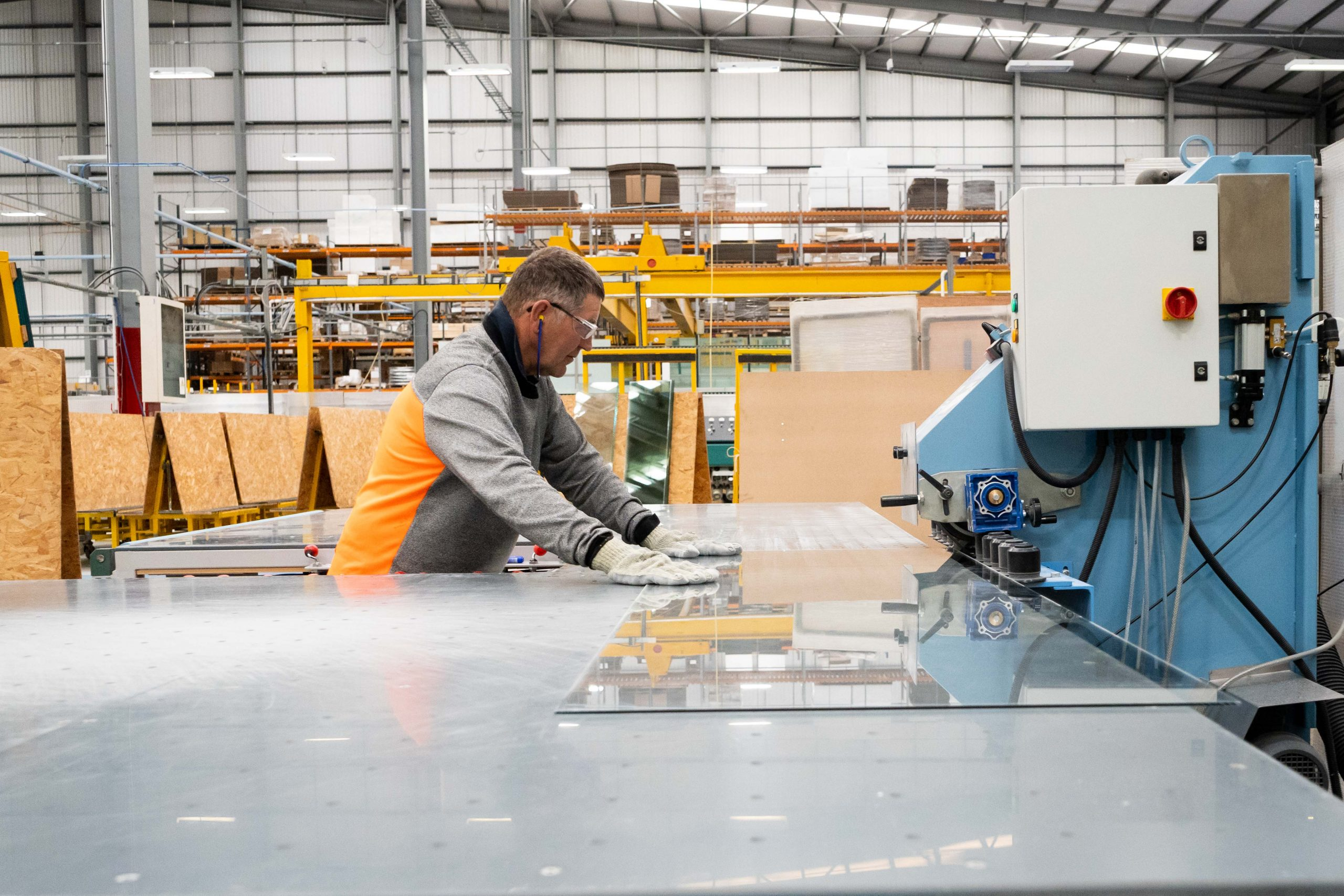 UK window and door manufacturer celebrates 70 years
