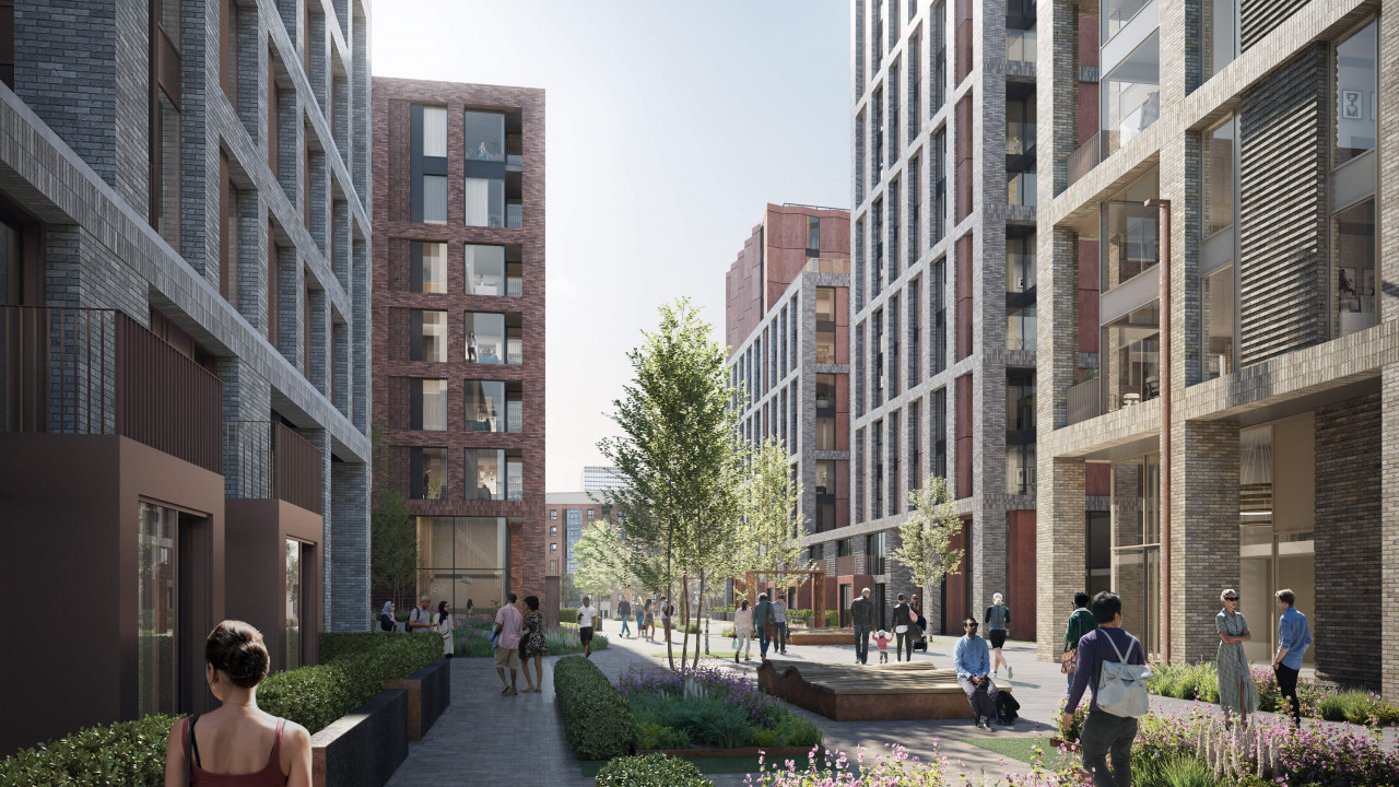 Proposals for Manchester Development Brought Forward