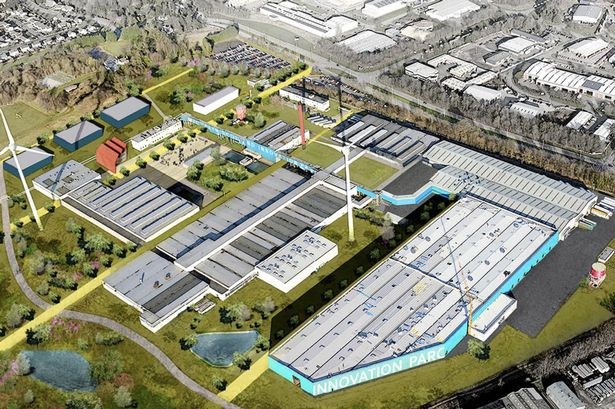 St Andrews and Michelin Scotland Innovation Parc look to the future