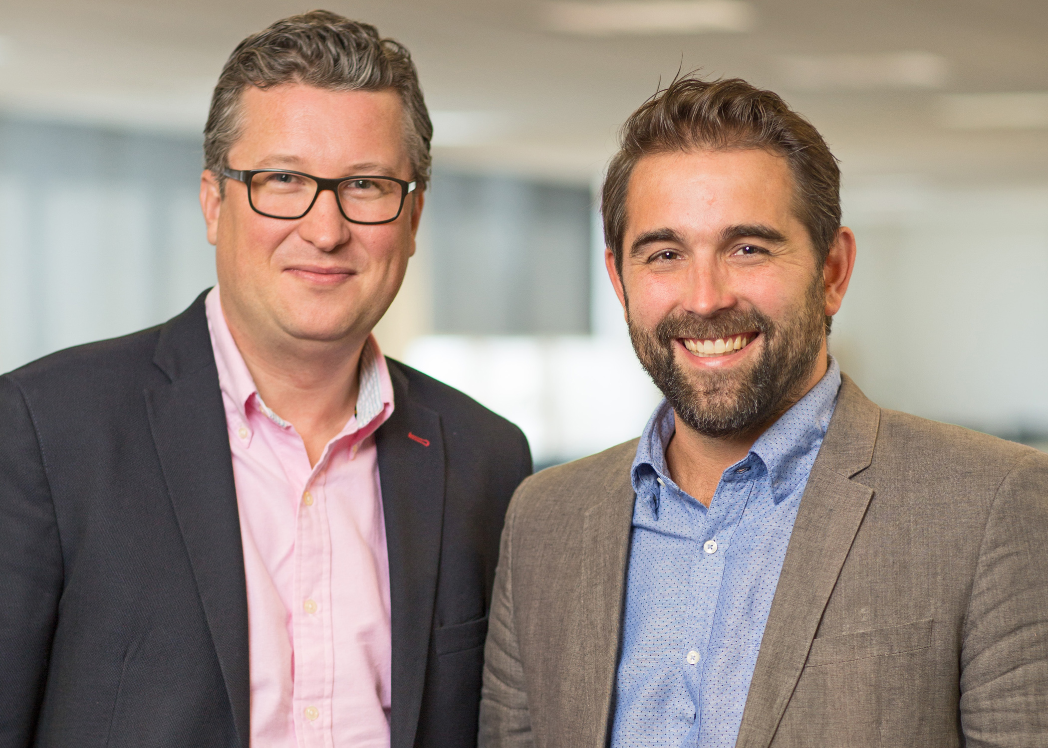 PICK EVERARD STRENGTHENS TEAM WITH DUO OF TOP LEVEL PROMOTIONS