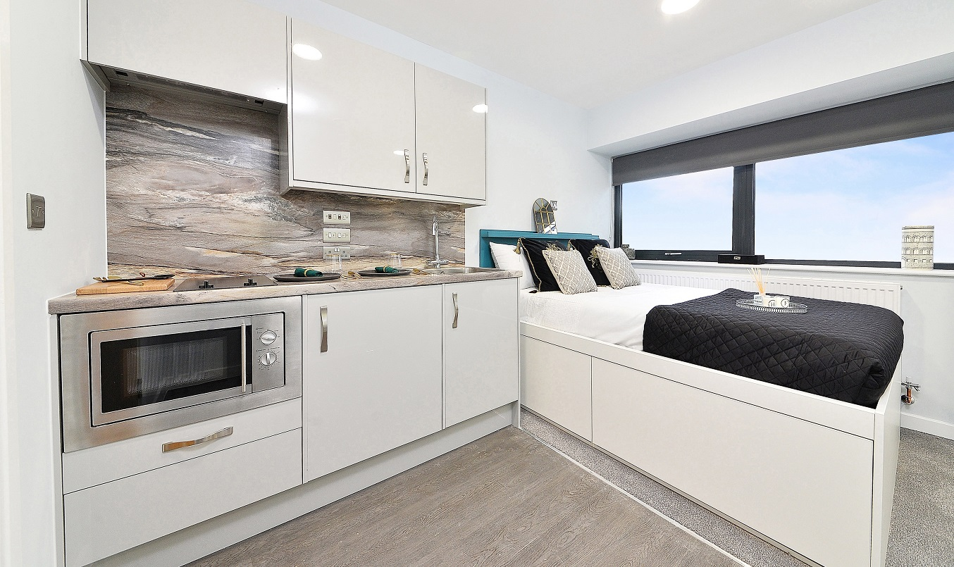 First class honours for Urban Village Capital on completion of stylish student accommodation in Coventry