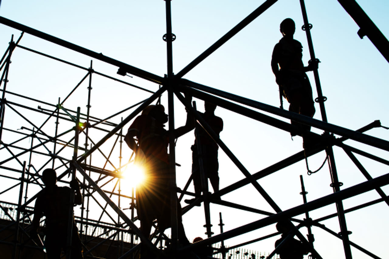 LATEST CONSTRUCTION SECTOR FORECAST OFFERS REASON TO BE CHEERFUL