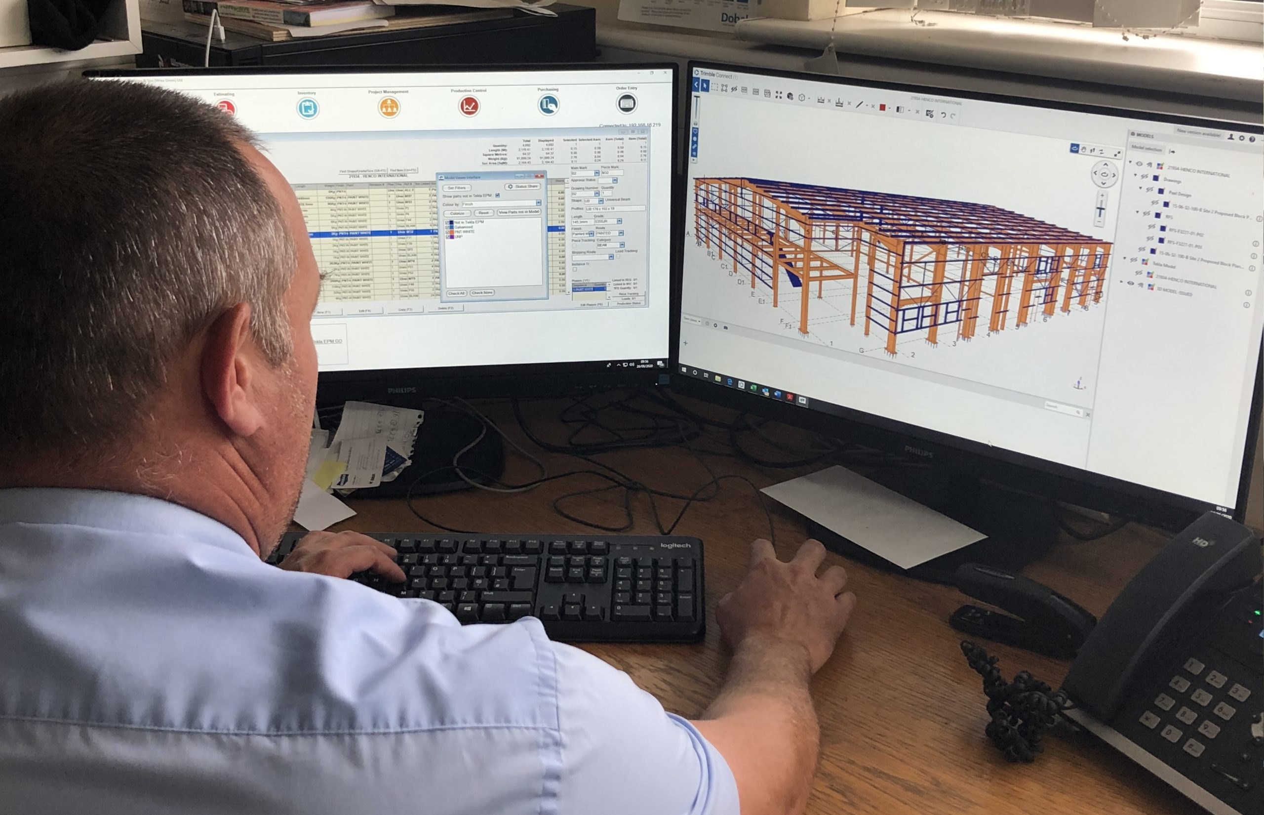 Contractor receives Made Smarter support for smart tech investment