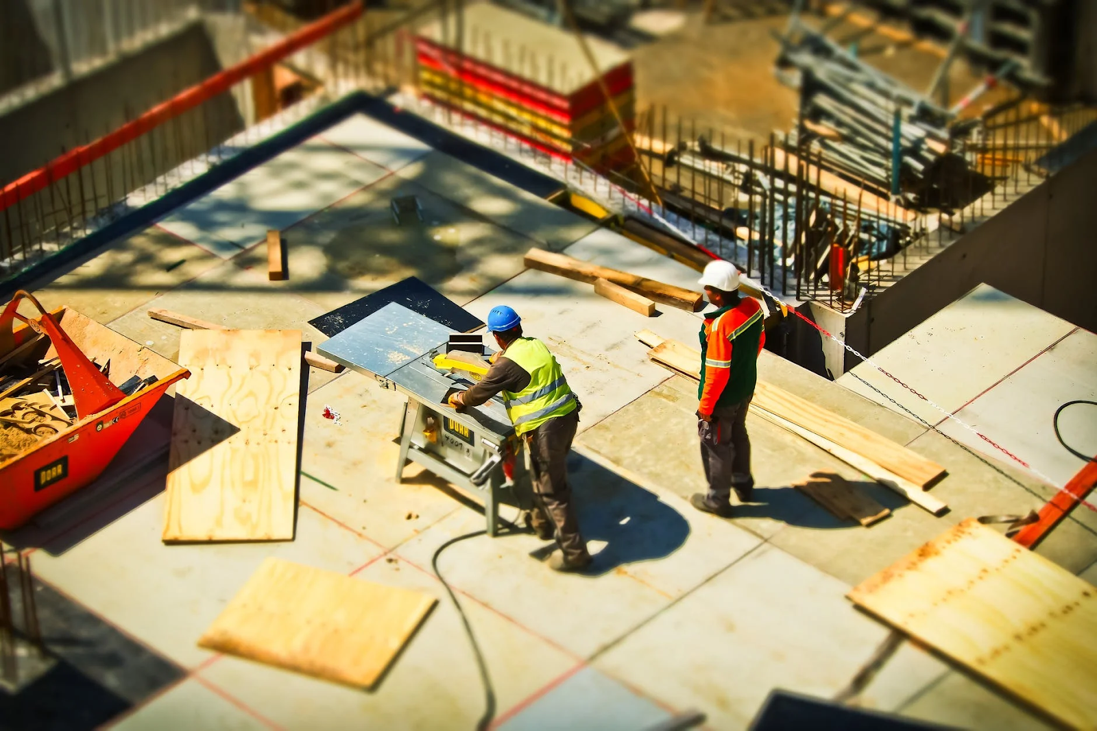 5 Keys To Operating A Successful Construction Business