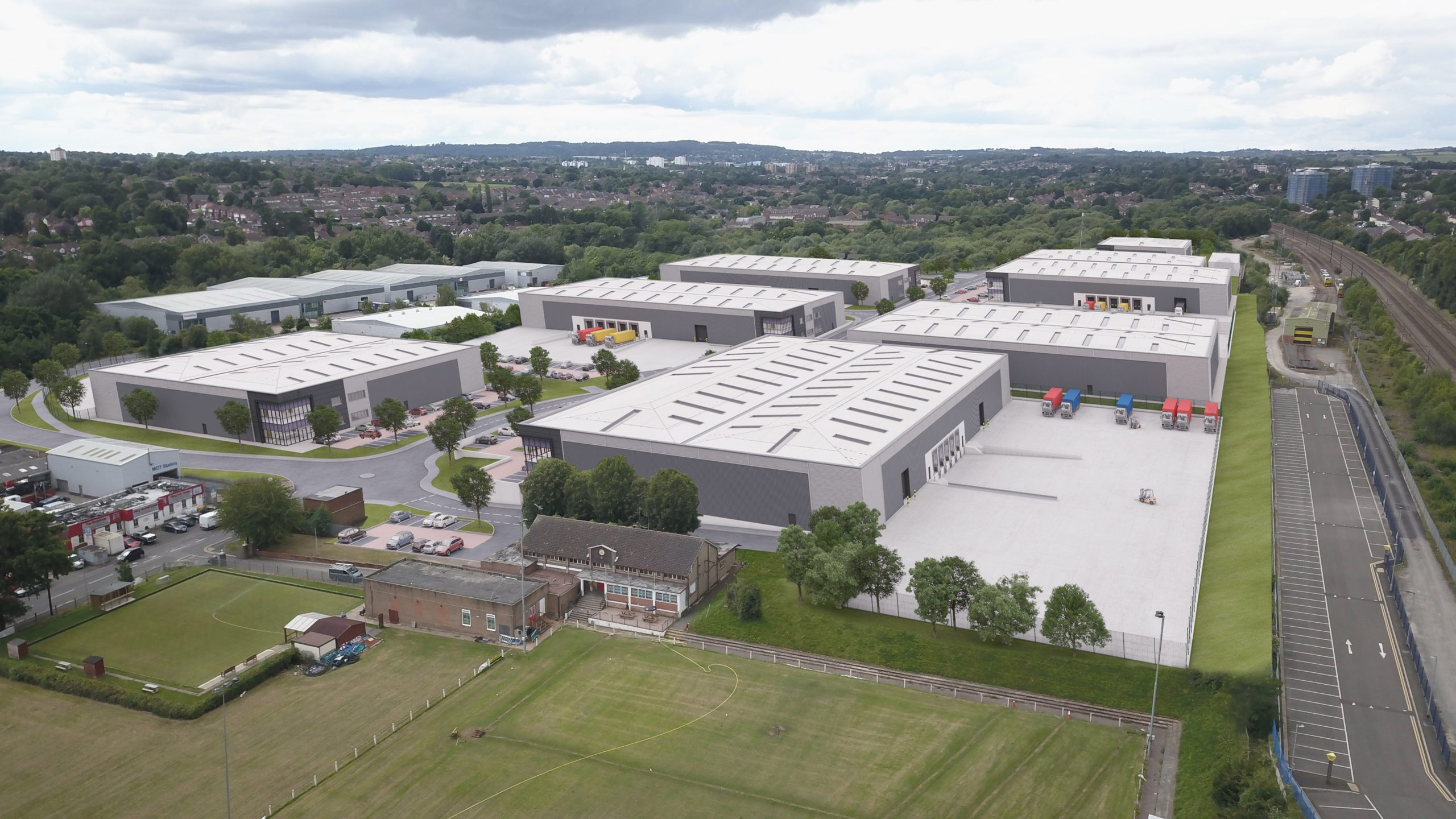 St Francis Group announces major employment plans for Kings Norton, Birmingham with new site purchase.