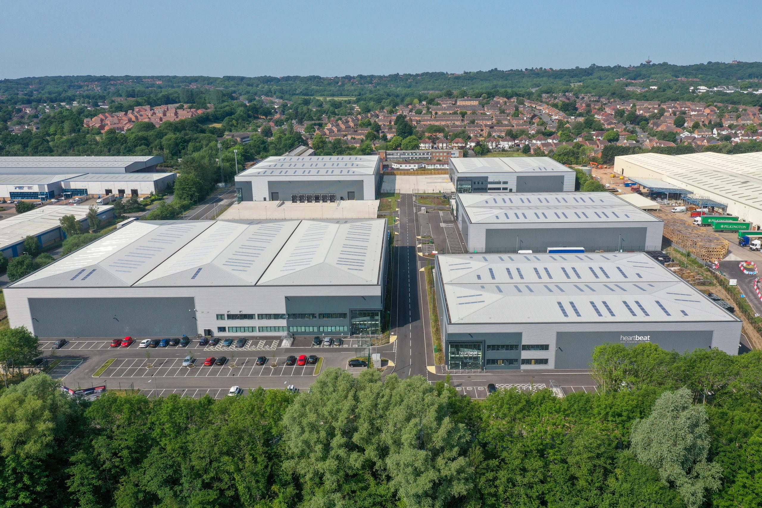 St Francis Group announces the sale of 561,000 sq ft of logistics space to Tristan Capital Partners.