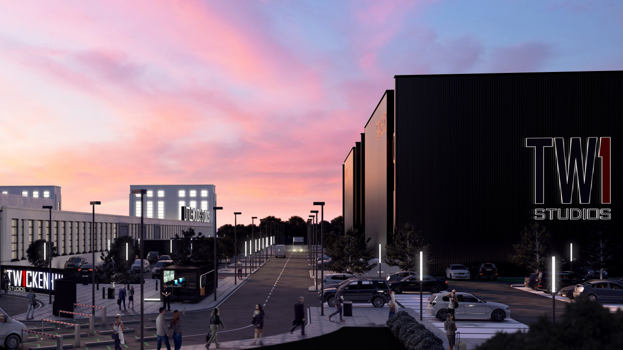 Commercial Deal Agreed at Film Studio