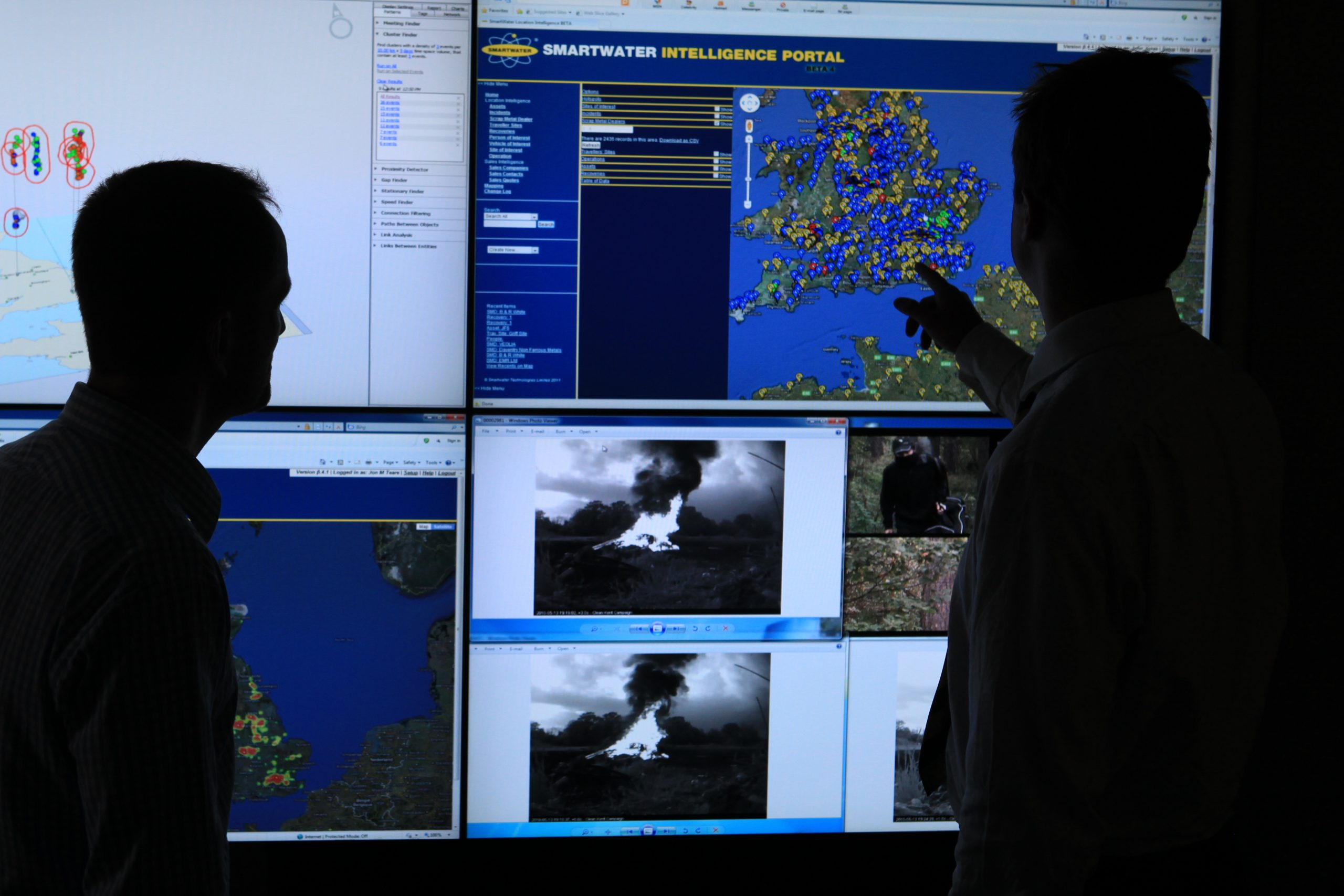 New national intelligence portal launched to track criminal gangs