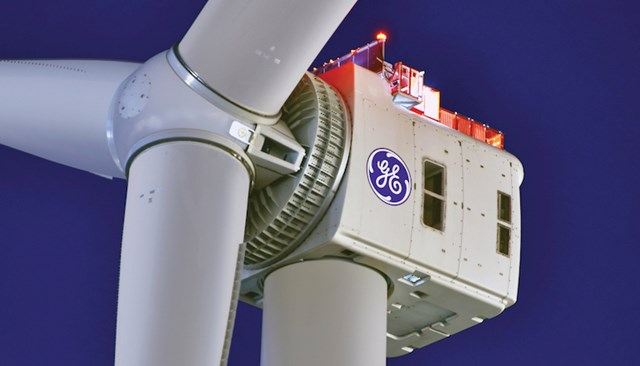 GE Renewable Energy launches the uprated Haliade-X 13MW wind turbine for the UK's Dogger Bank Wind Farm