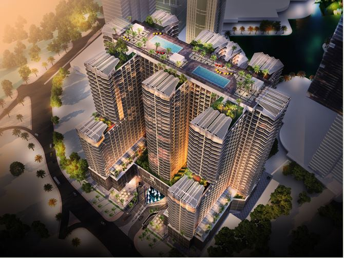 Airolink to build largest residential project in UAE
