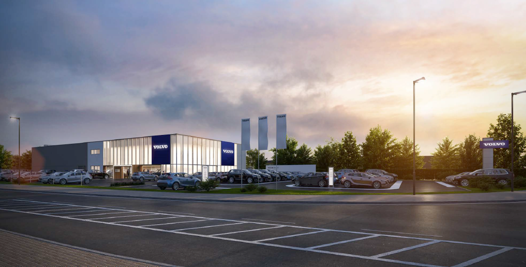 Volvo Cars UK the latest occupier coming to Horizon-38 in Bristol