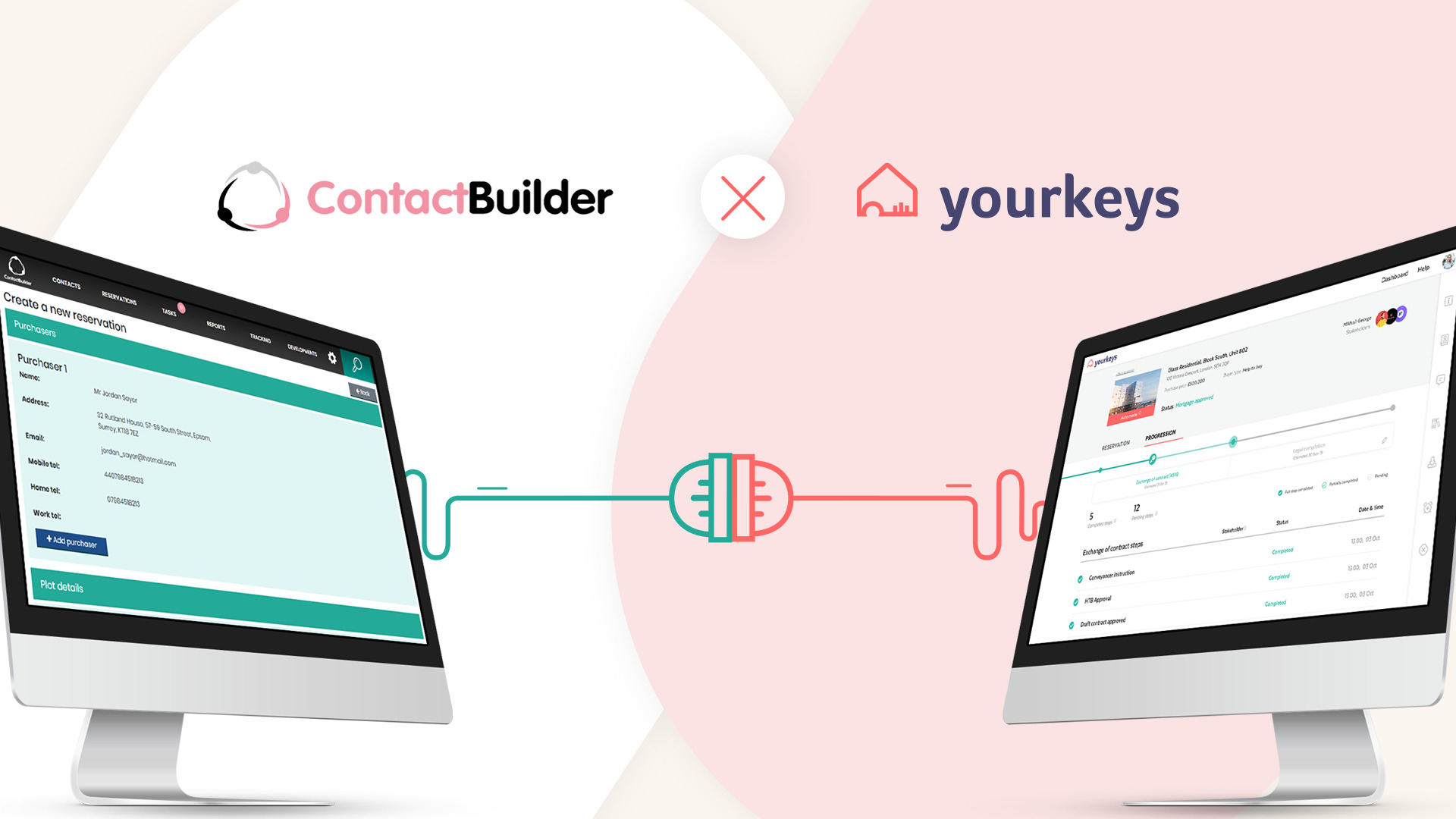 Yourkeys and ContactBuilder put CRM and sales progression 'on autopilot'