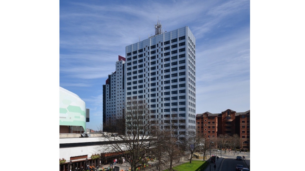 Plans Revealed for Tower in Leeds