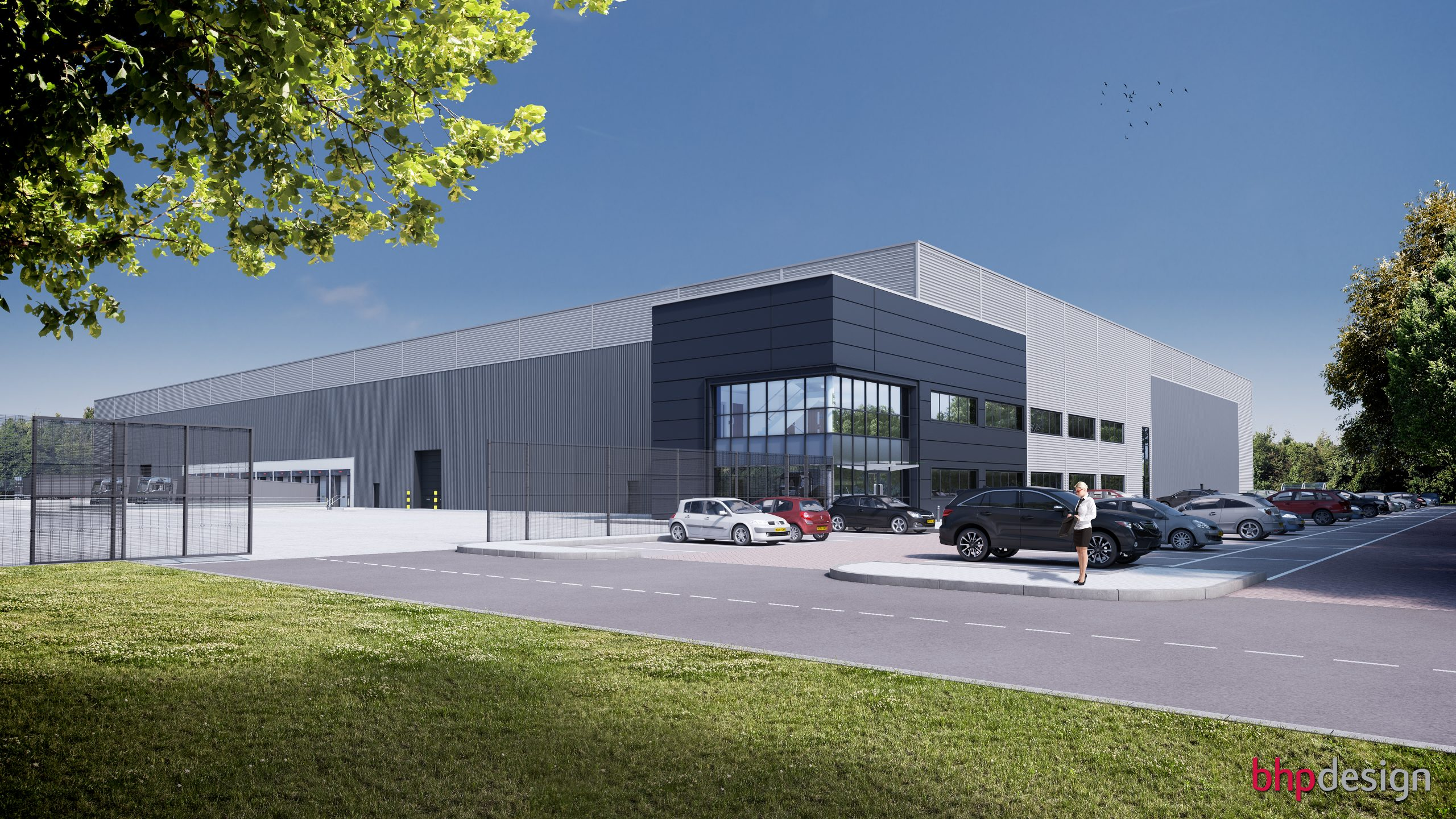 Planning greenlight for new St Francis Group logistics development in Walsall