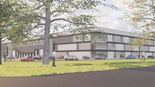 Business Park Plans Submitted