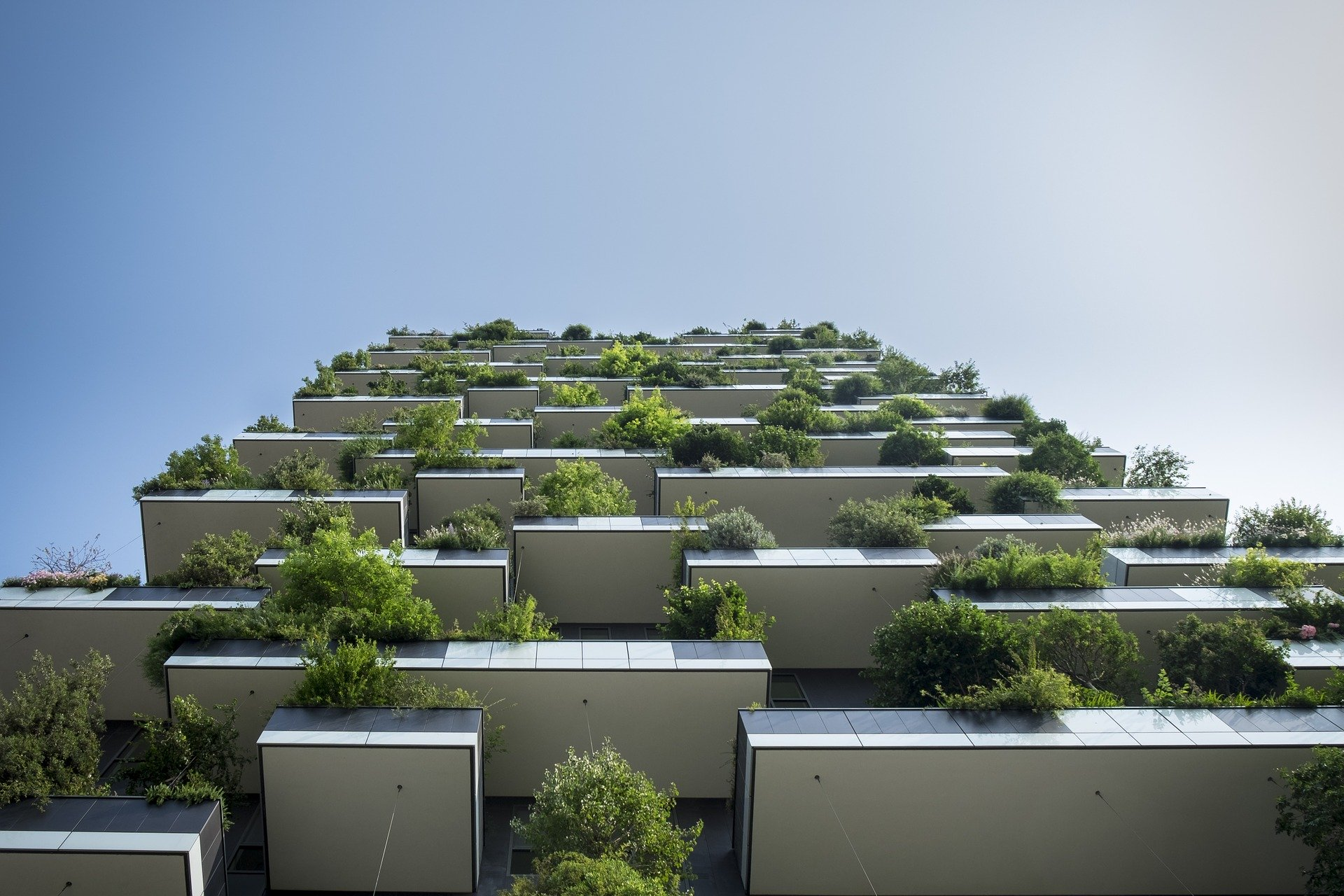 Rising to the challenge: sustainable commercial buildings