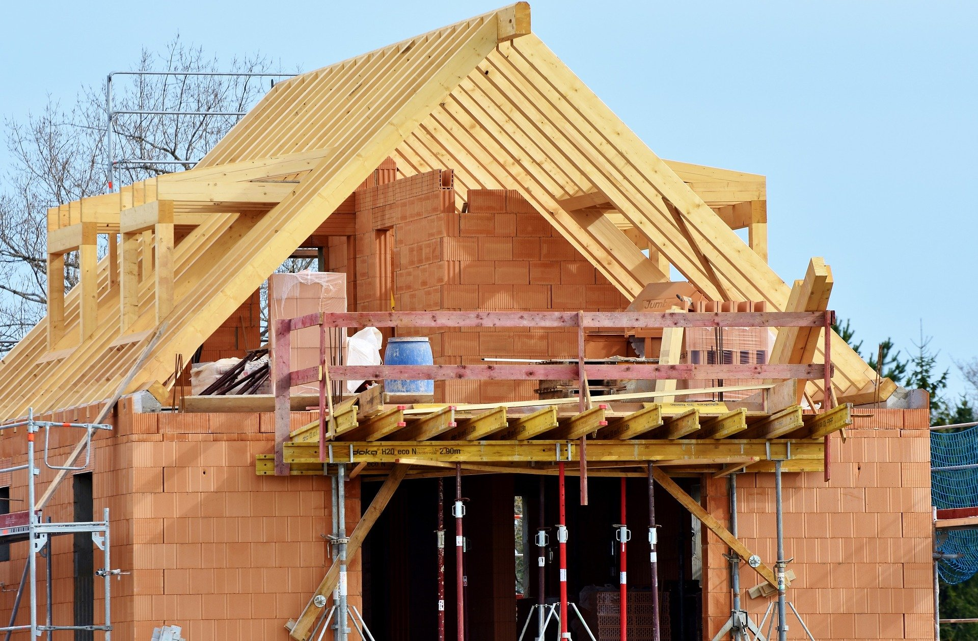 Building homes for first-time buyers