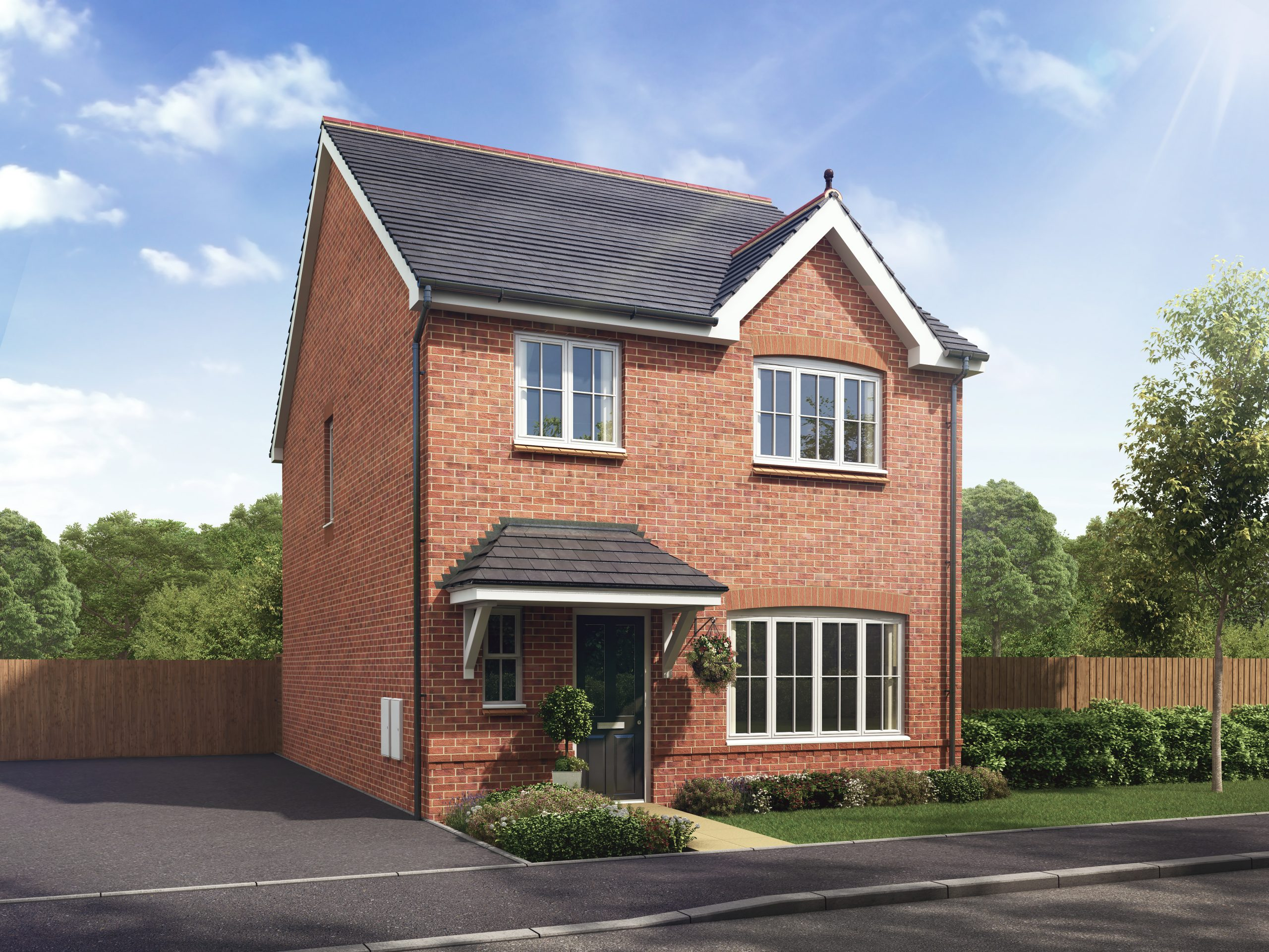 Torus steps up affordable housing delivery in Cheshire West with Ellesmere Port development