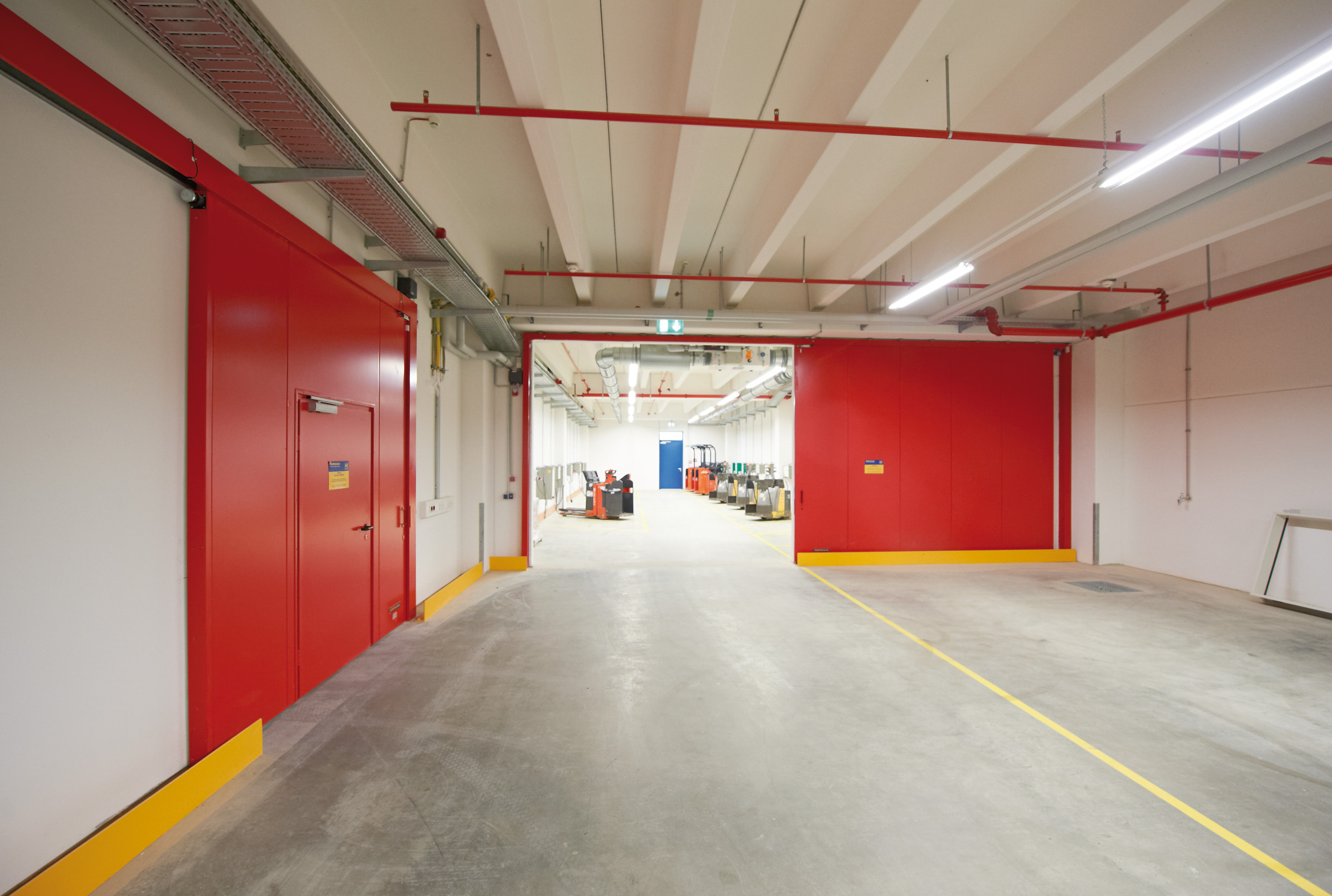 Opening the door to enhanced fire safety