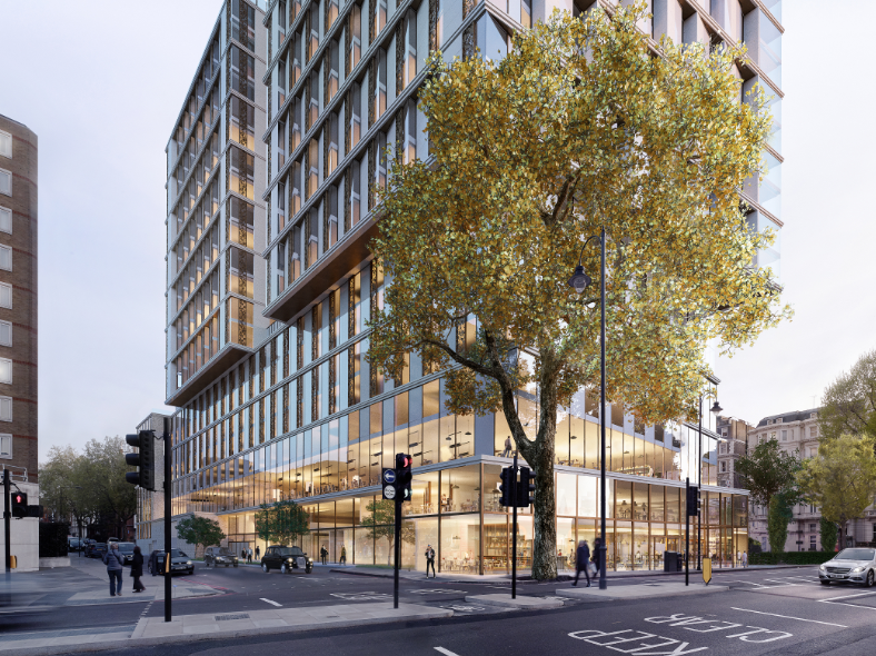 Planning permission for £1bn landmark London hotel granted