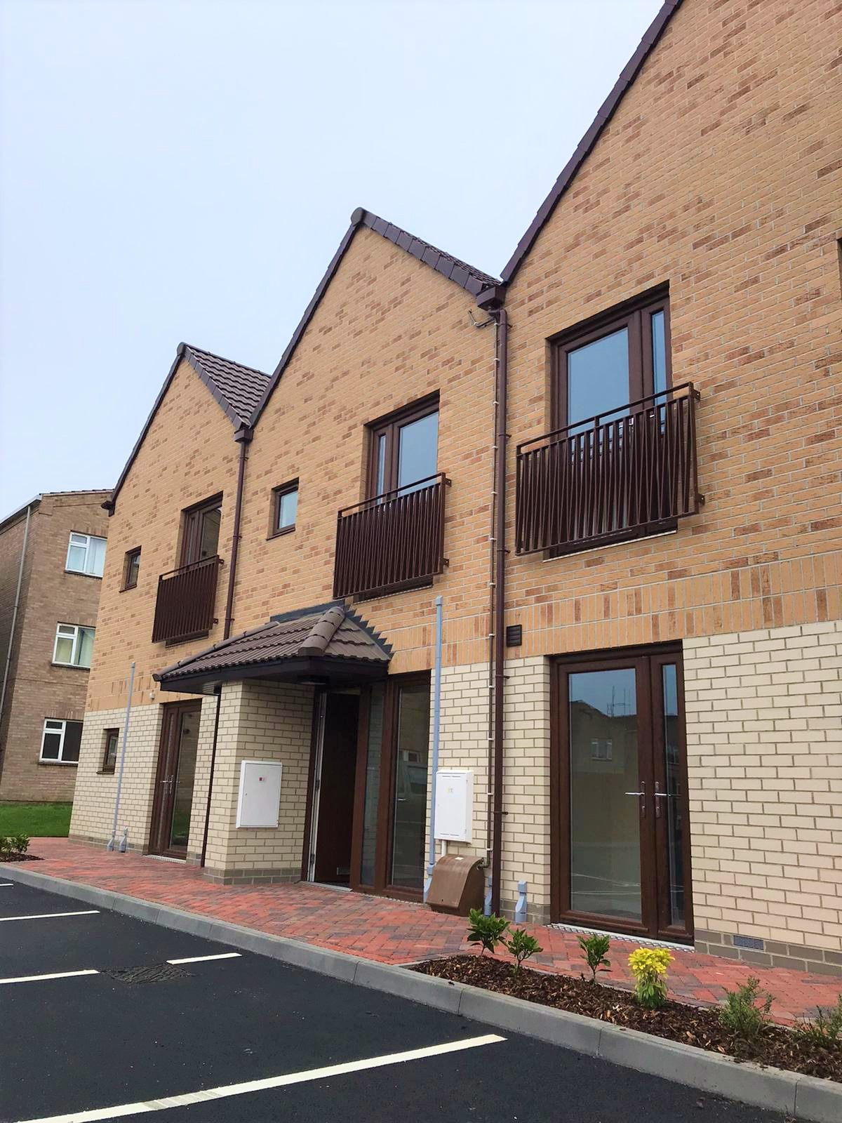 Kinoulton Court Completion