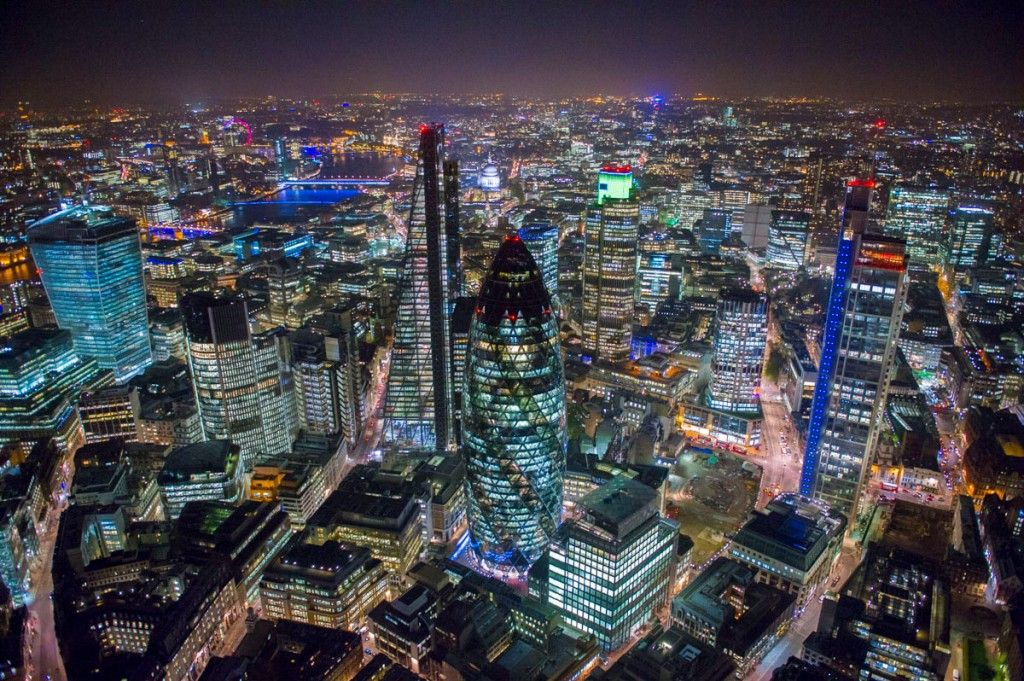 London's 'green and pleasant' multi-million-pound residences thrive