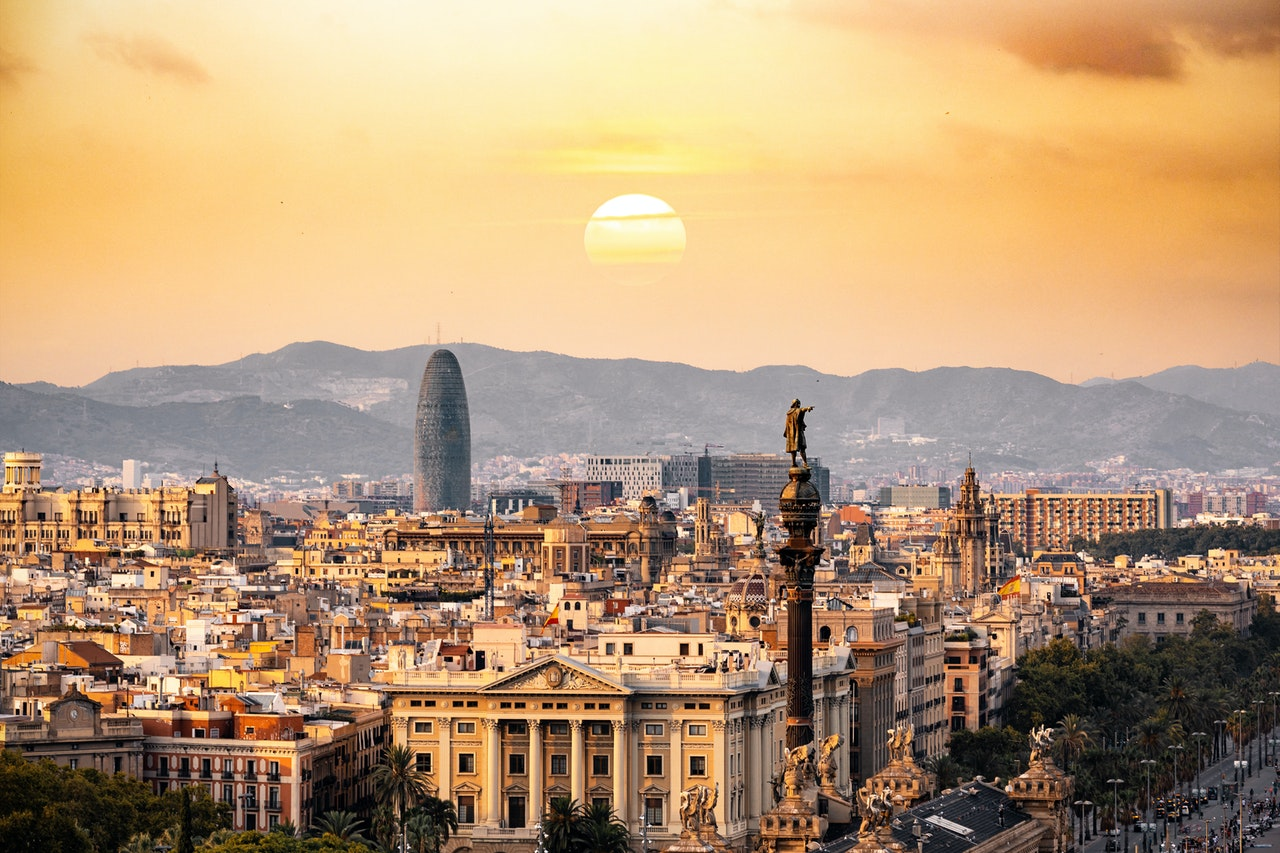 Where to buy property in Barcelona?