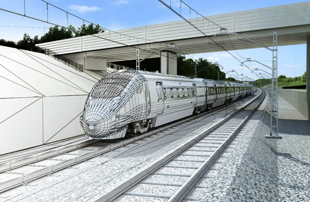 HS2 and Innovate UK to drive new ideas in the construction industry