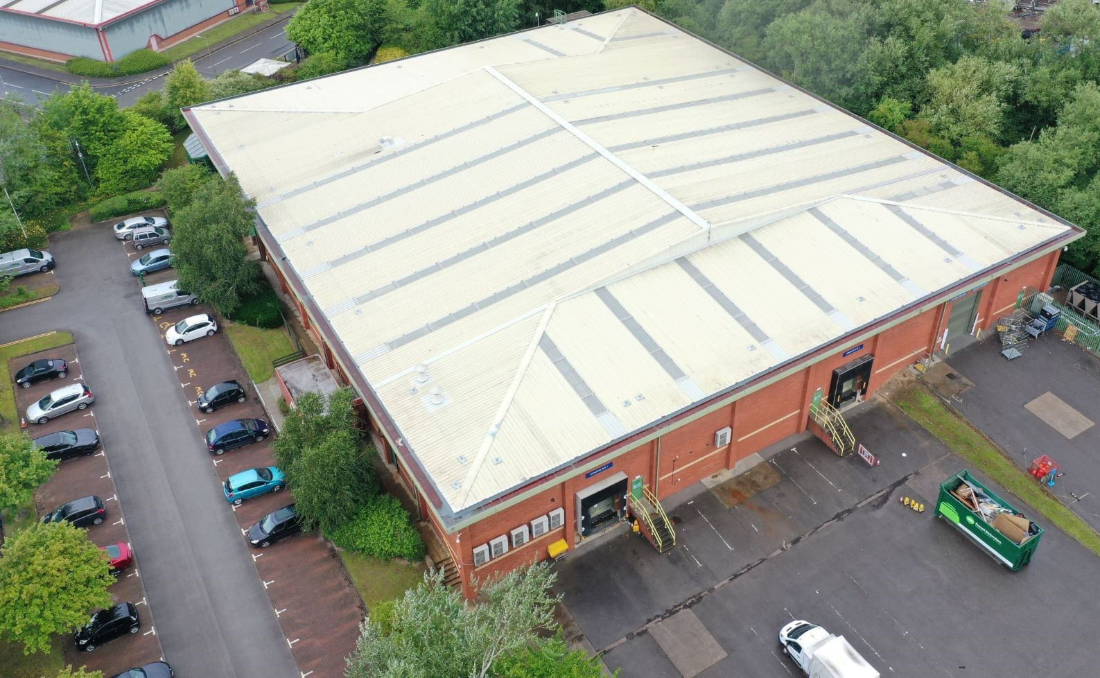 Network Space Investments strengthens portfolio with £2.45m industrial acquisition