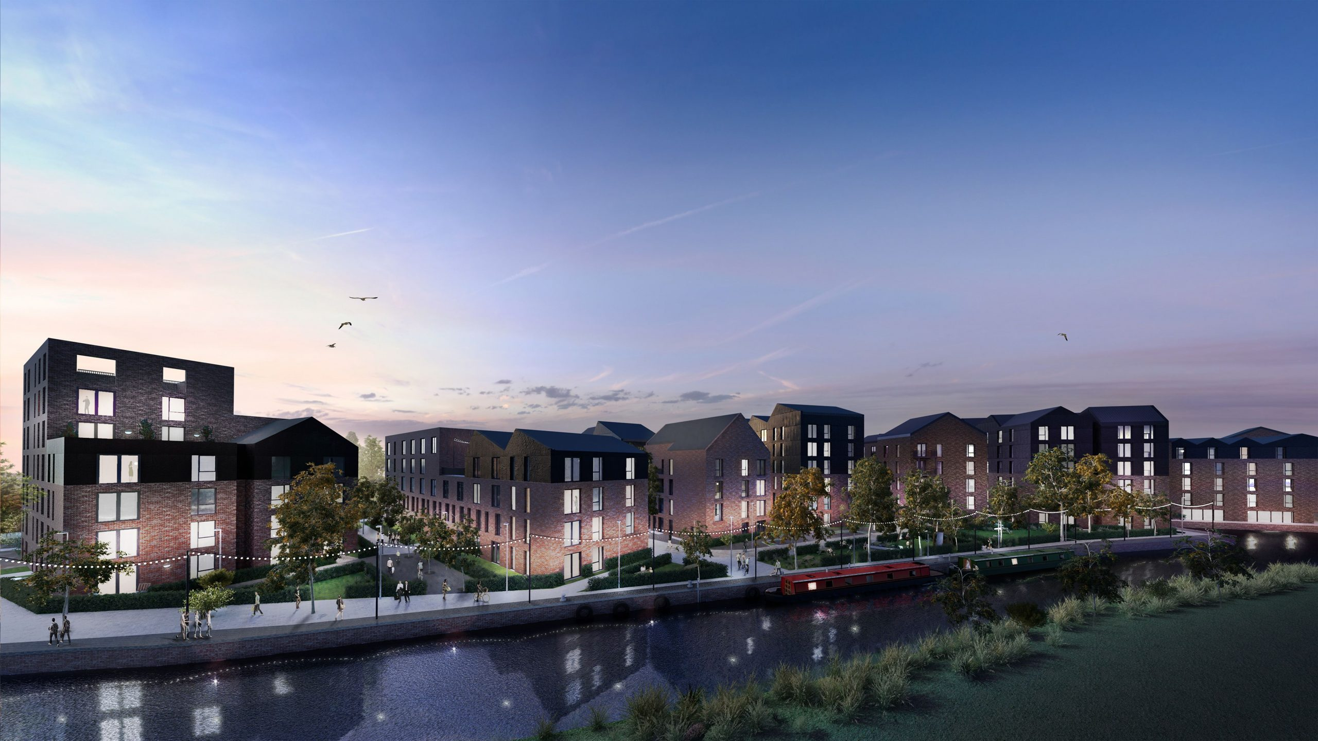 MAJOR CITY CENTRE REGENERATION PLANS SUBMITTED TO WOLVERHAMPTON COUNCIL
