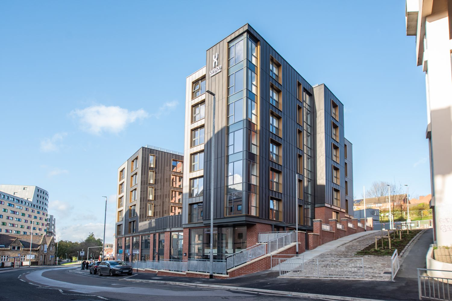 £12.5m student accommodation scheme completes in Leeds