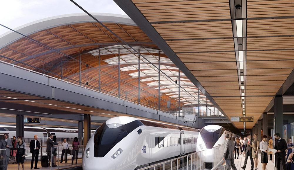 Landmark first civils contract opportunity on second phase of HS2 to Crewe