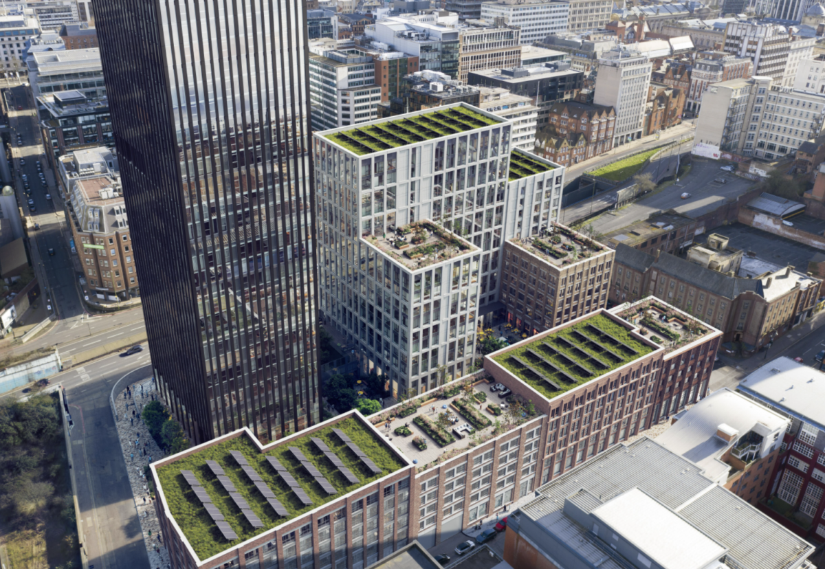 Moda gets green light for £260m Birmingham tower