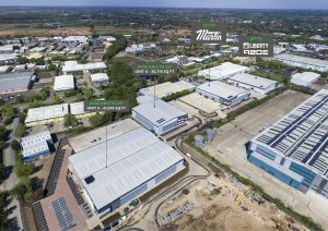 Stoford completes phase one of Spa Park