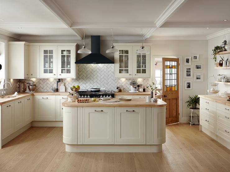 Determining the Costs of Traditional Shaker Kitchens