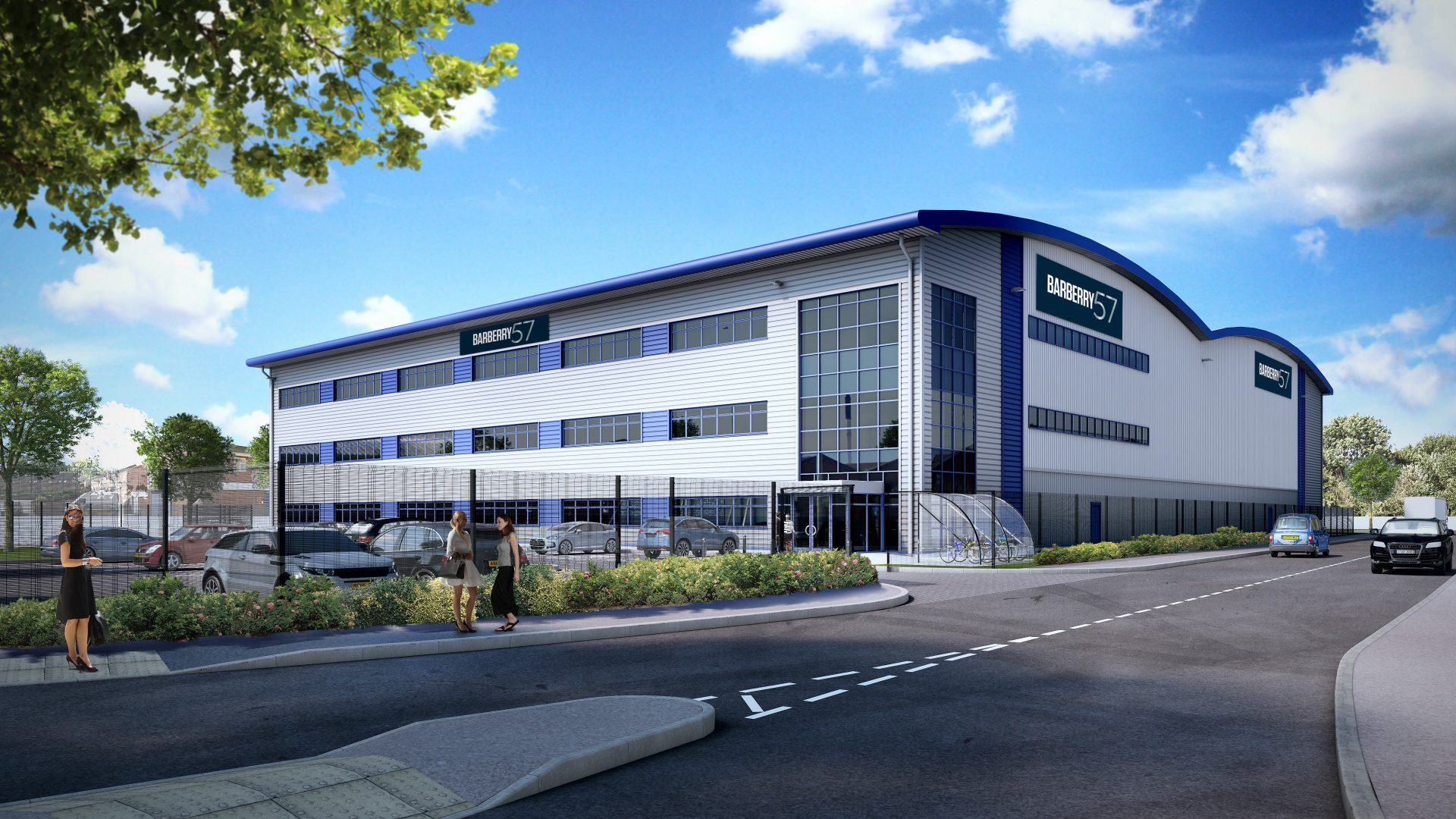 Engineering giant unveils plans for new headquarters