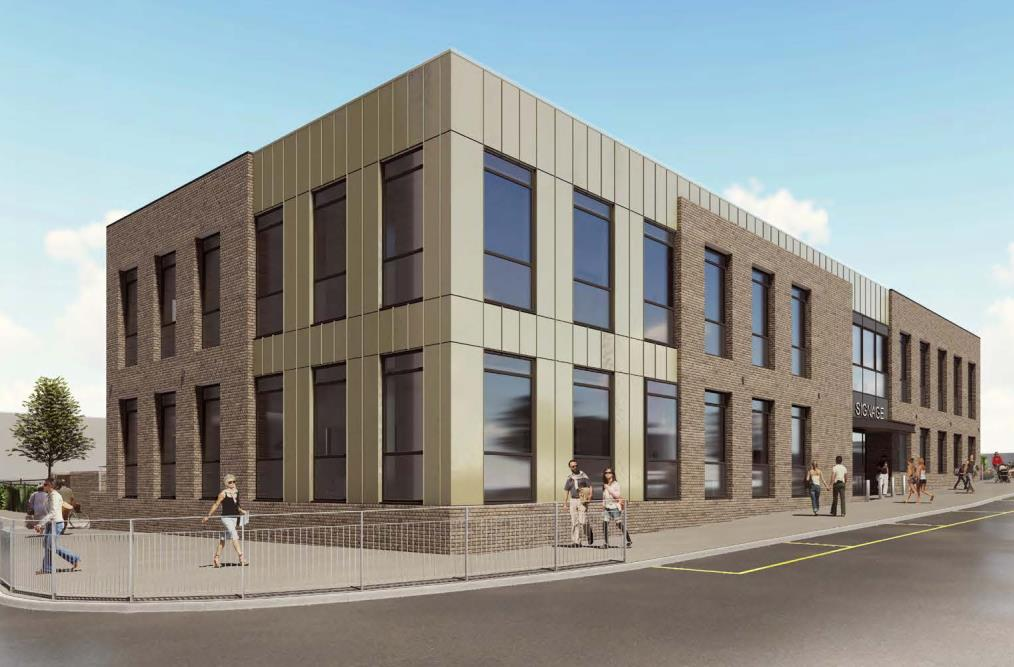 Muse chooses GMI to build new purpose-built job centre for the Department for Work and Pensions