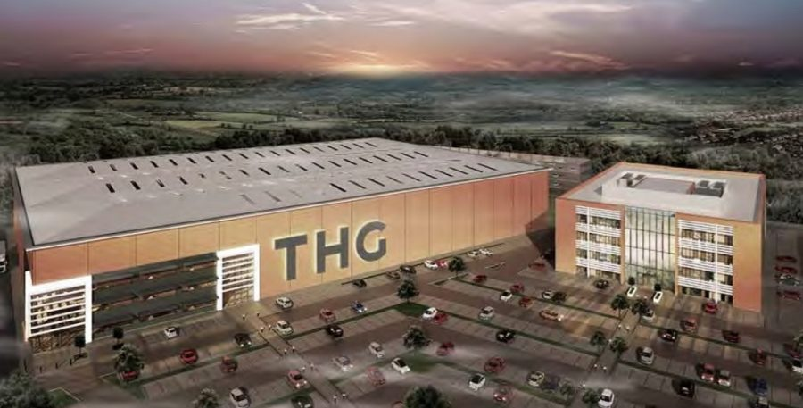 GRAHAM appointed to fit-out THG's ICON Development at Manchester Airport