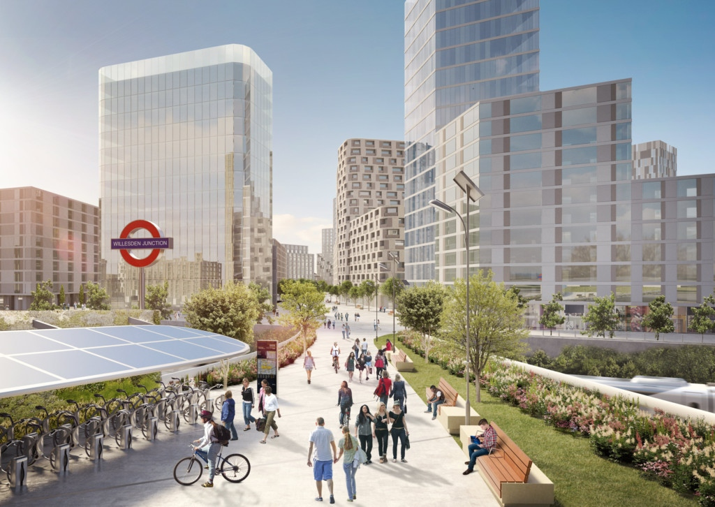 New plan to build Britain's biggest development unveiled for west London +25'000 New Homes