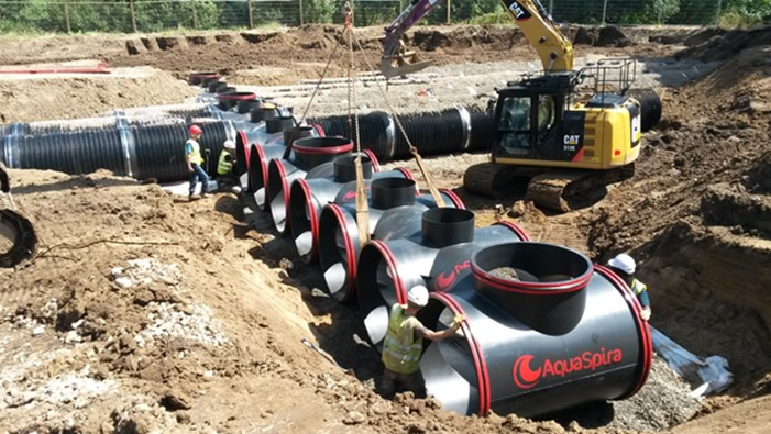 DRAINAGE COMPANY SECURES SIX FIGURE GOVERNMENT GRANT FOR SUSTAINABLE INNOVATION