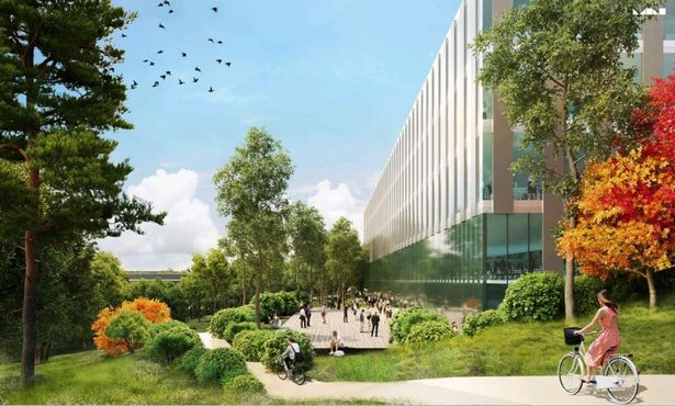U+I work with Tunbridge Wells Council to create Thriving Green Business District