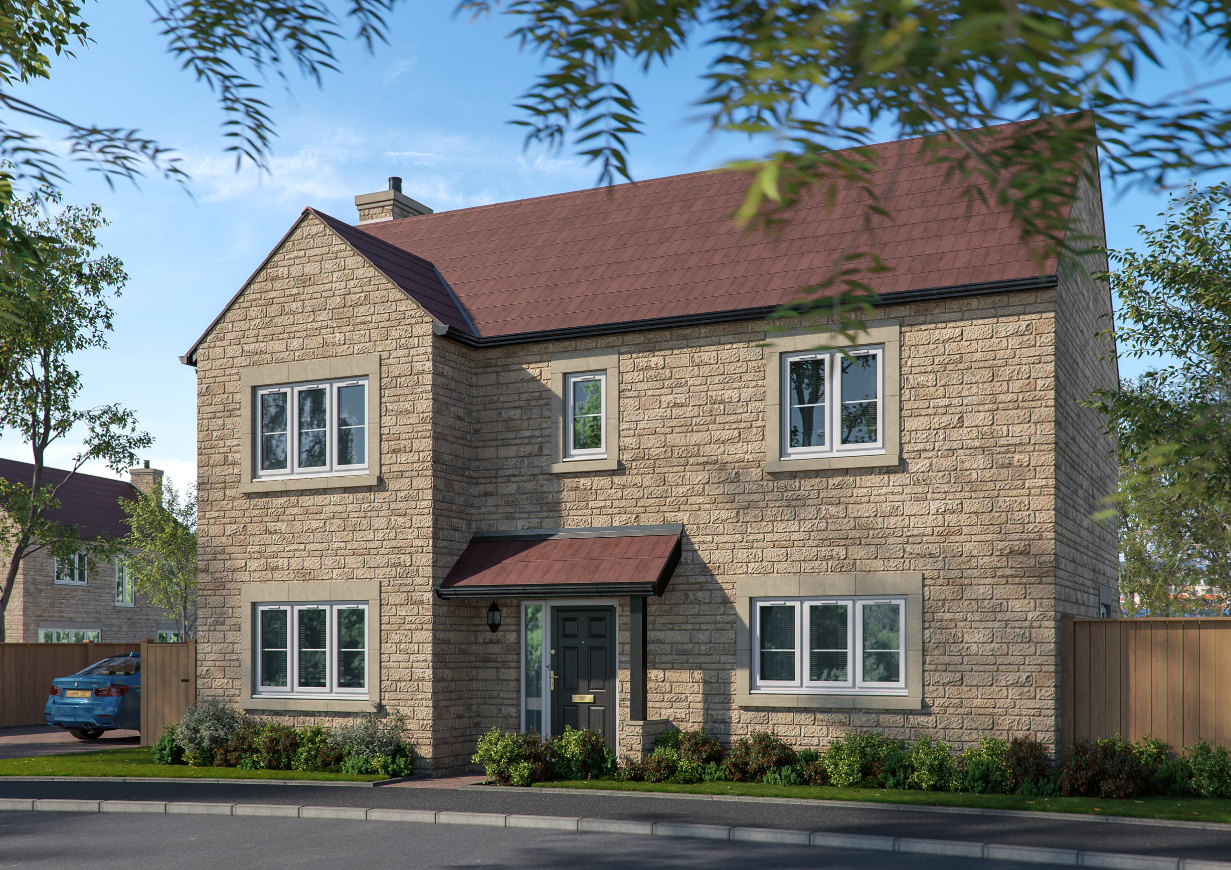 Show Home Opens at Carterton Development