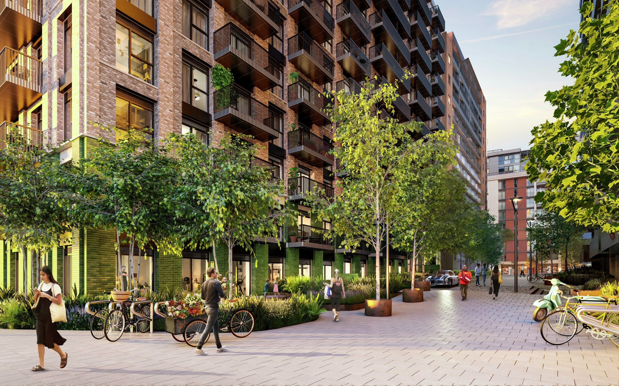 Mount Anvil becomes first residential developer to achieve The Planet Mark New Development certification