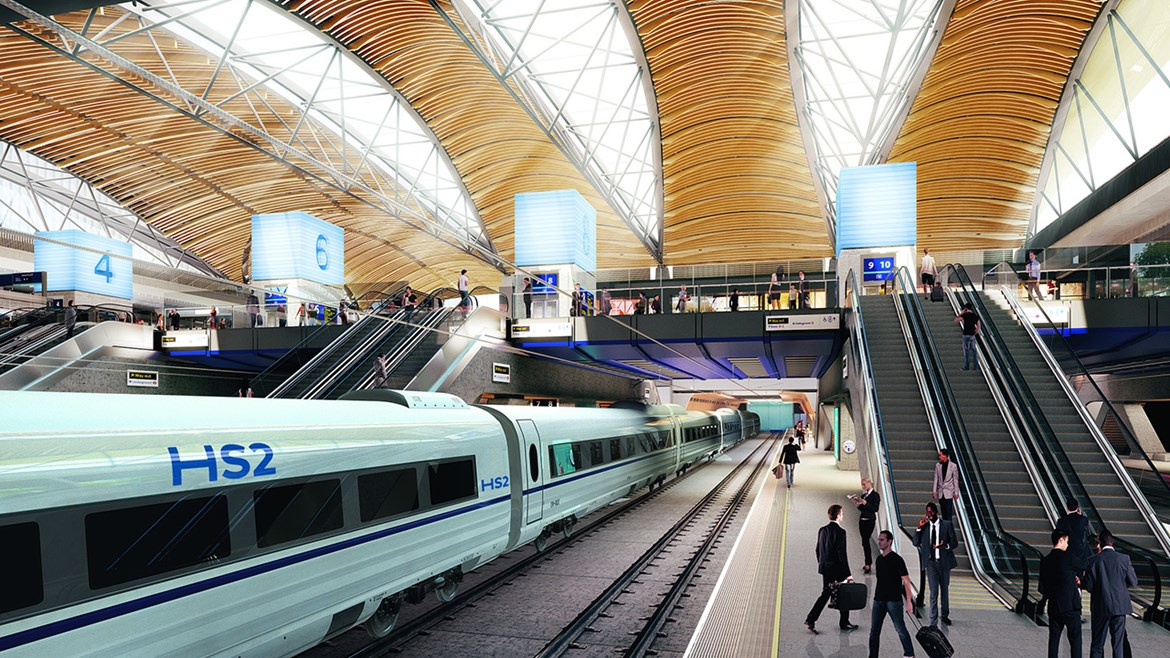 HS2 shortlists Track Systems and Tunnel and Lineside M&E suppliers