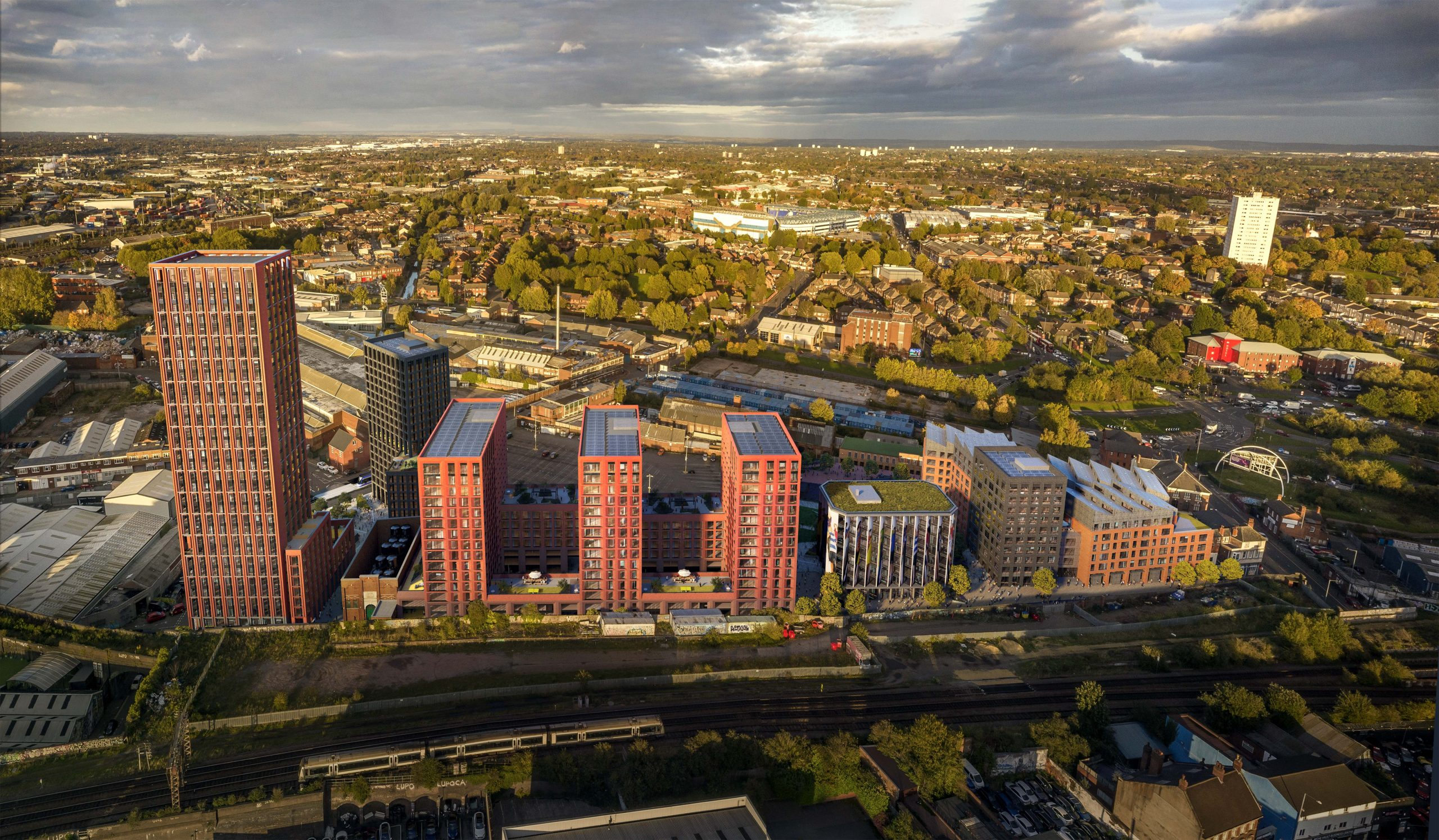 New images released of £260m Upper Trinity Street scheme