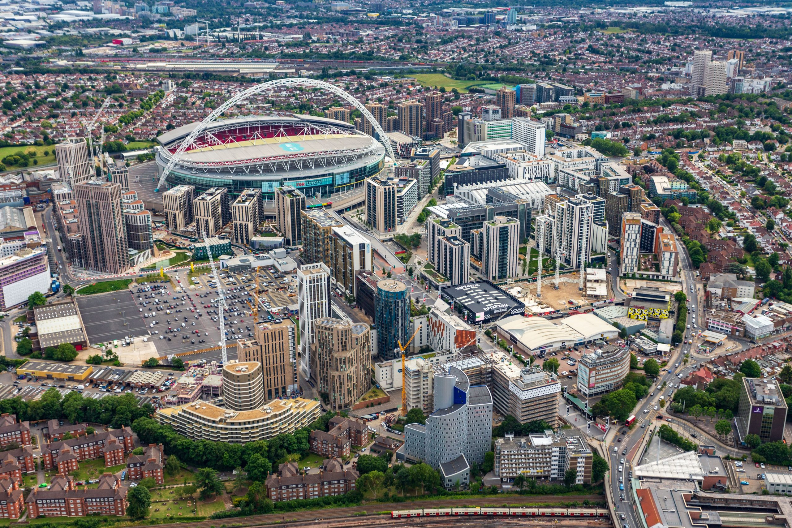 Metropolitan awarded the concession to operate the district heating network for transformational Quintain development at Wembley Park