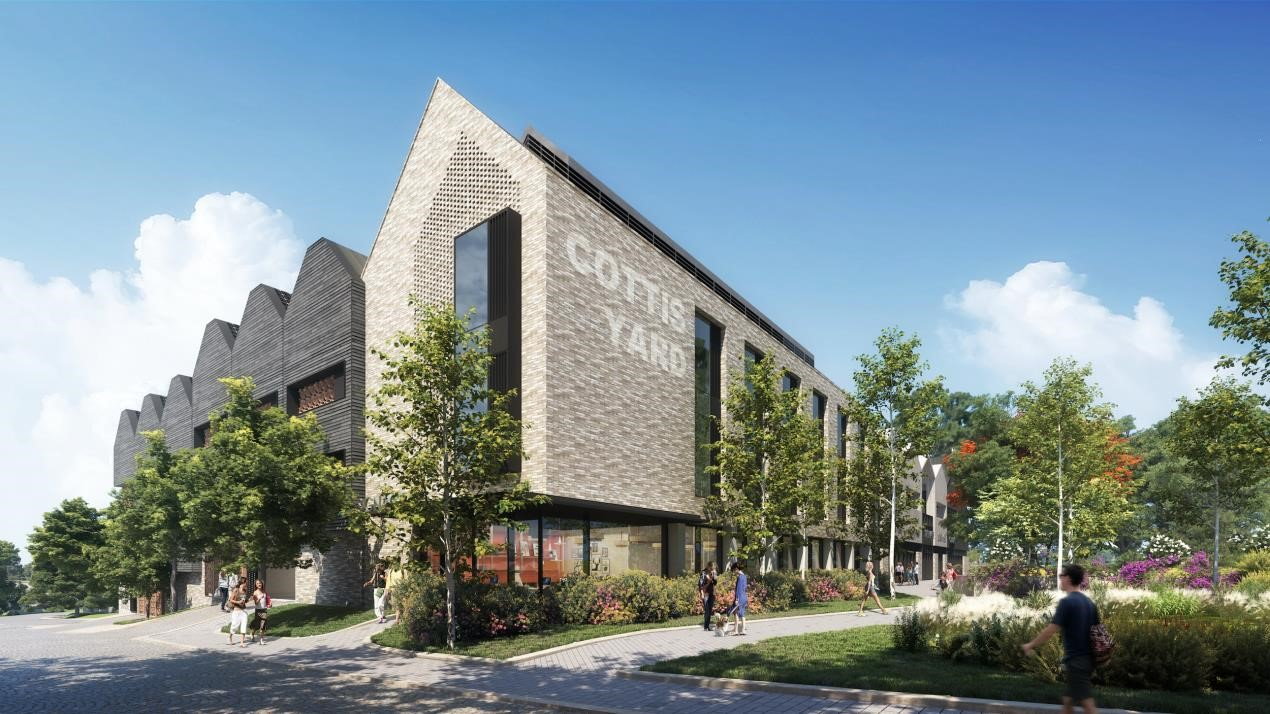 Qualis Commercial submits planning applications for Bakers Lane Car Park and Cottis Lane sites
